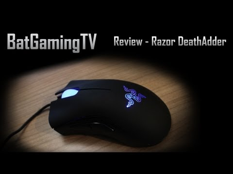 Review - Razer DeathAdder [3.500 DPI]