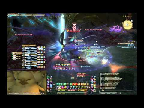 FFXIV Second Coil of Bahamut Turn 1, Rafflesia, quickest kill we've done