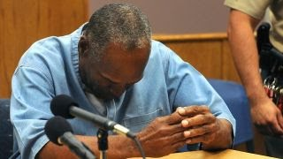OJ Simpson to be released on parole in October