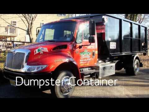 Dumpster Rental NJ - Ssorcecarting.com