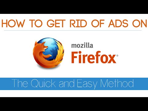 How to get rid of ads on Mozilla Firefox