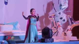 Download Princess Joy Piano Orpiano - Frozen (Let It Go) Performance - fullversion 7TH Birthday