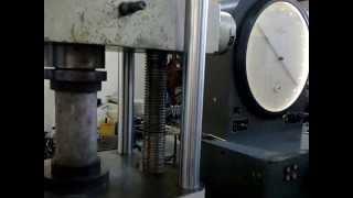 compresion de cilindros 28 dias