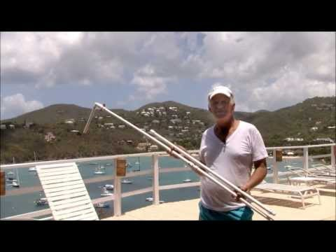 The best way to use a waterproof digital camera - Build an Underwater Video Monopod