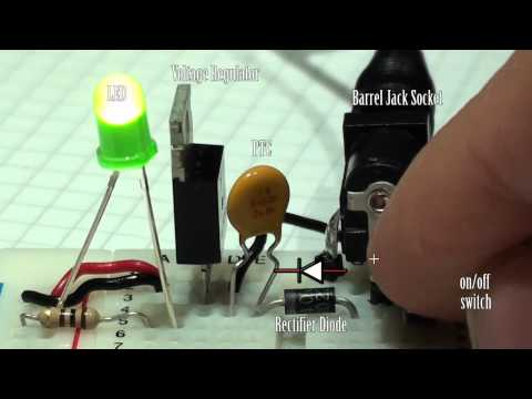 Experiments 1.2: Introductory Power Supply Circuit II (Mains PSUs)