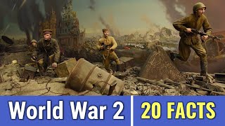 World War 2 - दुनिया की सबसे बड़ी लड़ाई   20 Facts About WW2   PhiloSophic