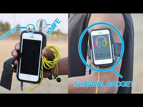 How to Make Survival 3 in 1 Gadget at home