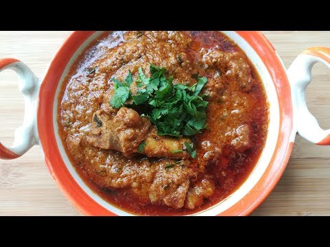 Mutton Masala Curry in Pressure Cooker | Spicy Mutton Curry Recipe in Hindi | मटन मसाला करी