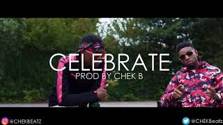 "Not3s x Mostack x T Mulla Type Beat - ""Celebrate"" Afroswing Instrumental 2018"
