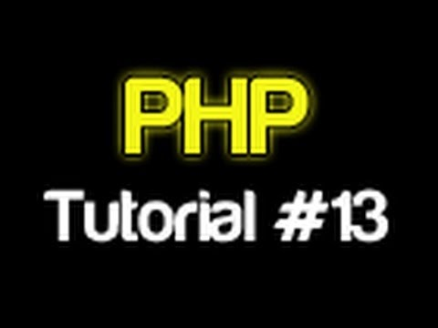 PHP Tutorial 13 - Arrays (PHP For Beginners)
