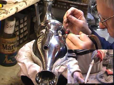 Pewter, A Tudor Pewter Tutorial A E Williams for Hampton Court Palace