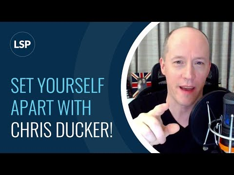 Chris Ducker Interview: Become THE go-to-person in your industry!