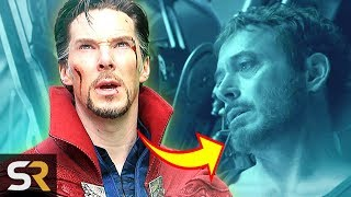 Download Endgame Theory: This Is What Doctors Strange Really Saw In The Future Video