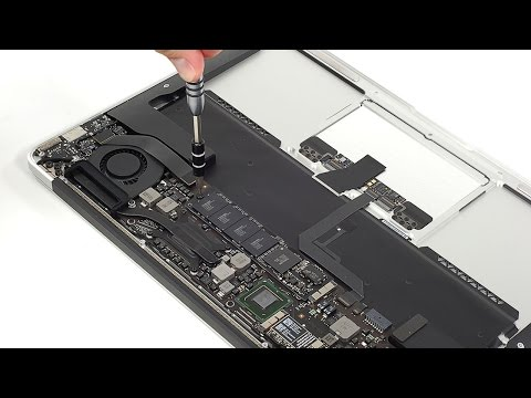 How to replace a Macbook SSD/Hard Drive
