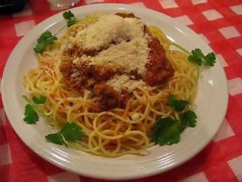 Spaghetti & Mi Xao Mem