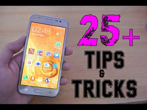 Samsung Galaxy J5 - 25+ Tips & Tricks HD