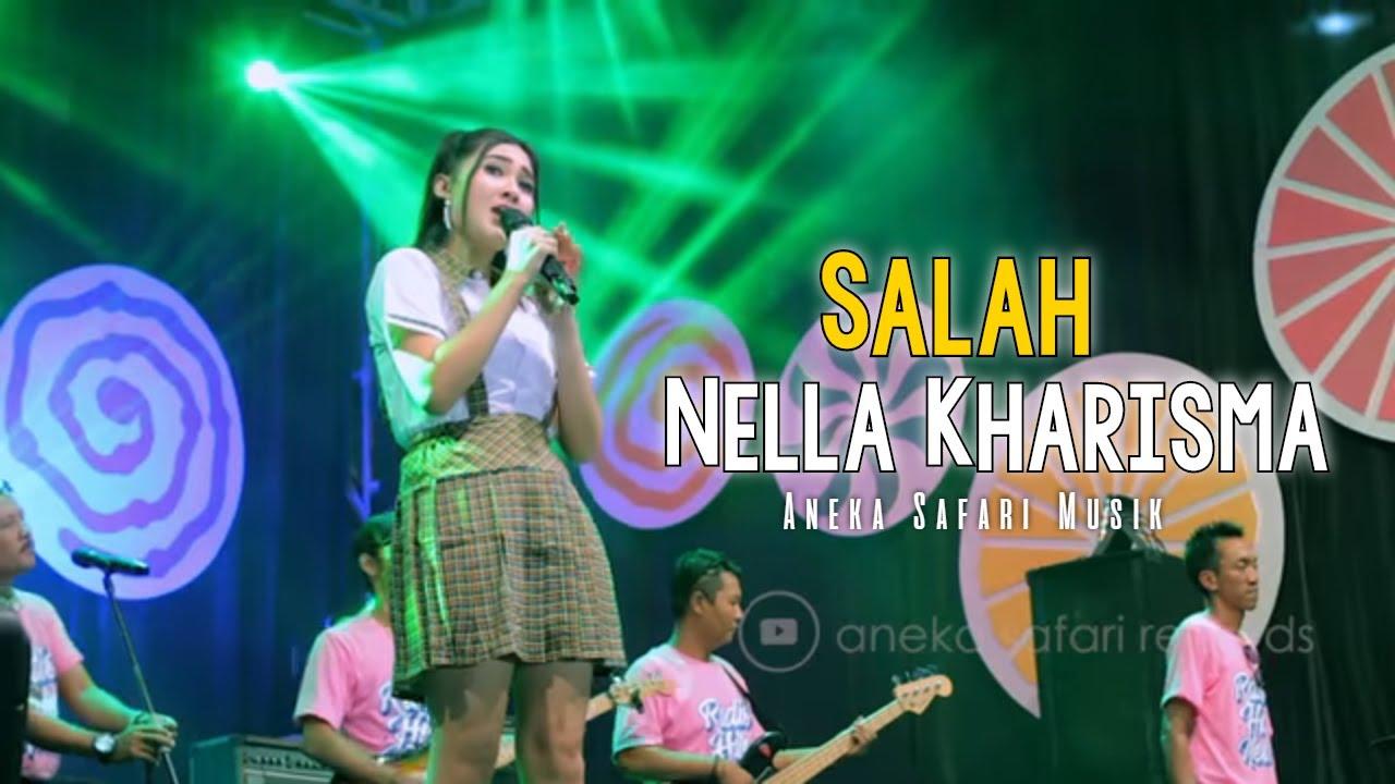 SALAH - Nella Kharisma~ status Wa Viral 2019