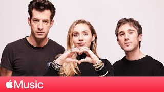 "Miley Cyrus and Mark Ronson: ""Nothing Breaks Like a Heart"" Interview 