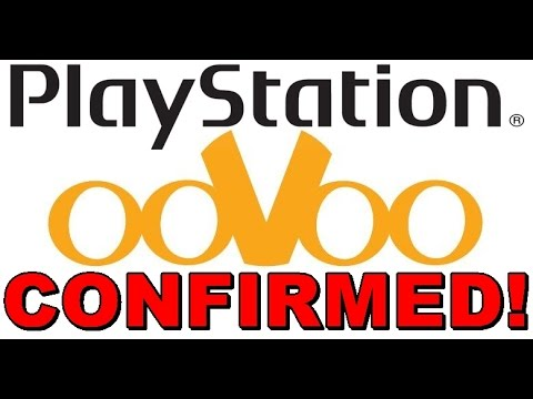 OOVOO coming to PS4