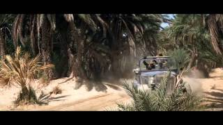 Raiders of the Lost Ark - Desert Chase