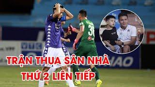 Highlights | Hà Nội FC – Sài Gòn FC | Quang Hải ngồi ngoài nhìn Văn Quyết trượt 11m | NEXT SPORTS