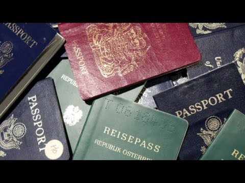 Inside the market for fake passports