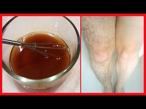 How to Remove All the Unwanted Hair Forever At Home! - (100% Working)