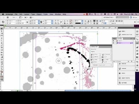 How to Adjust the DPI in InDesign : InDesign Tutorials