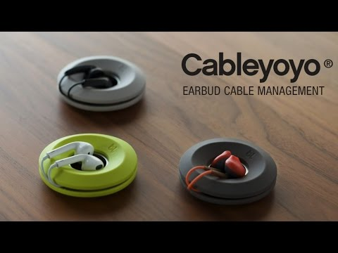 Cableyoyo - Earbud/Cable Management
