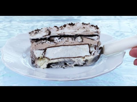 How to Make Nutella Mousse Klondike Cake