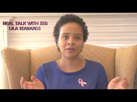 THE LILA EDWARDS STORY..BREAST CANCER SURVIVOR