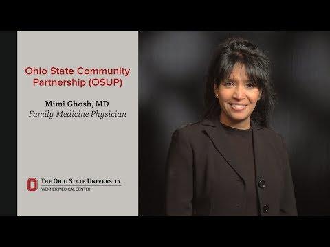 Explaining the Ohio State Community Partnership, or OSUP