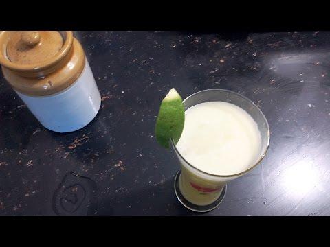 pacha manga juice/raw mango juice/aam ka panna