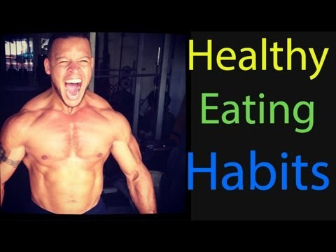 Elliot Hulse How to Have Healthy Eating Habits