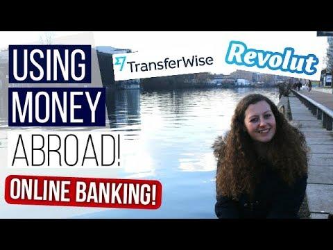 How I Transfer Money Abroad | Borderless Banks, ATM Fees, Revolute, Transferwise & More!
