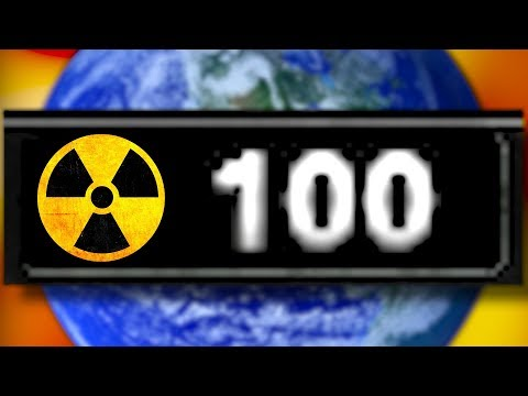 All Nations get 100 Nukes!   Hearts of Iron 4 [HOI4 Waking the Tiger]