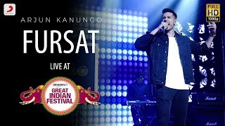 Fursat - Live @ Amazon Great Indian Festival | Arjun Kanungo