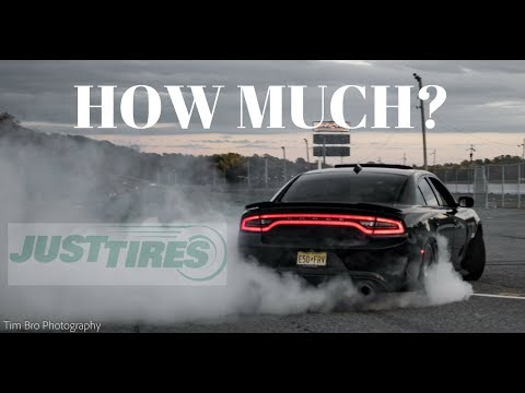 How much are four (4) tires for a Charger Scat Pack/Daytona/SRT/Hellcat?