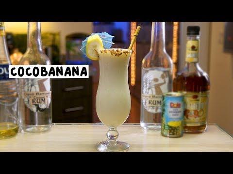 Cocobanana - Tipsy Bartender