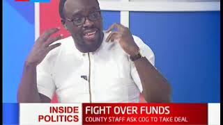 Download Inside Politics: Division of revenue standoff continues Video
