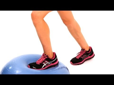 How to Do Cross Country Switch Jumps | Bosu Ball Workout
