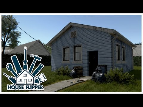 House Flipper - From Start... - Let's Play / Gameplay / Beverage
