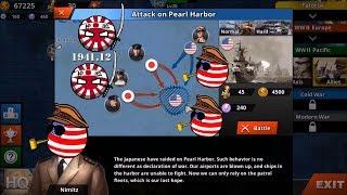 Let's Play World Conqueror 3 - 1939 Conquest ( Denmark ) Part 1