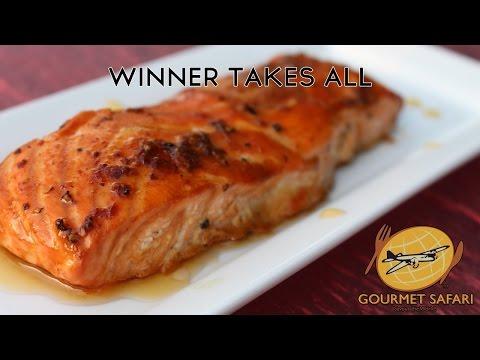 Maple Glazed Salmon | Gourmet Safari