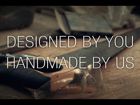 Designed By You, Handmade By Us  - A Film By Get Laid Beds