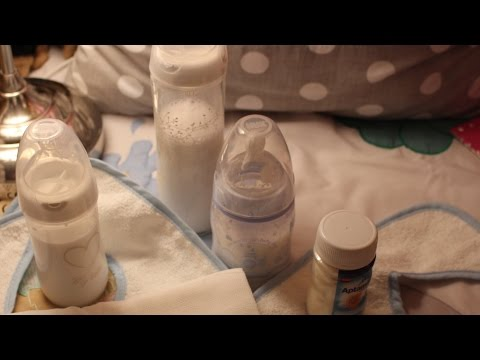How to make a fake baby bottle   Reborn