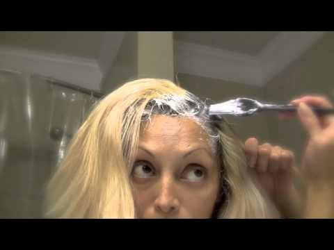 HowTo Fix Your Roots After You've Bleached Them Out