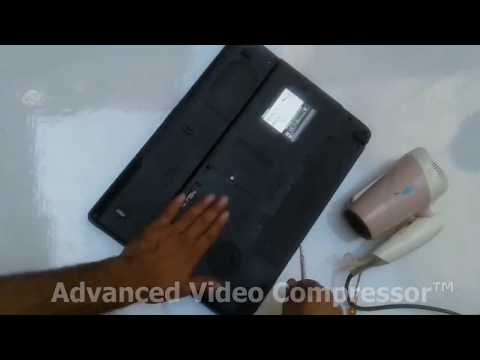 Toshiba Satellite Laptop Repair manual -Repair Fix Disassembly Tutorial Toshiba  Notebook Take Apart