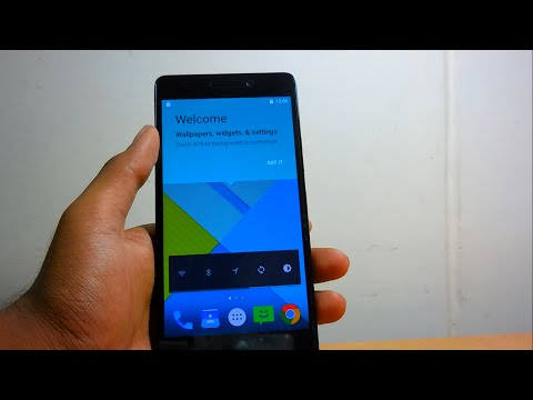 how to install Lenovo a7000 stable aosp rom - update