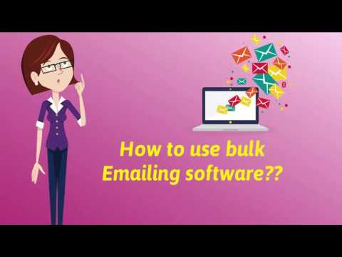 How to Send Bulk Emails Without Spamming | Bulk Mail Sender | Email Marketing |Emailing Software
